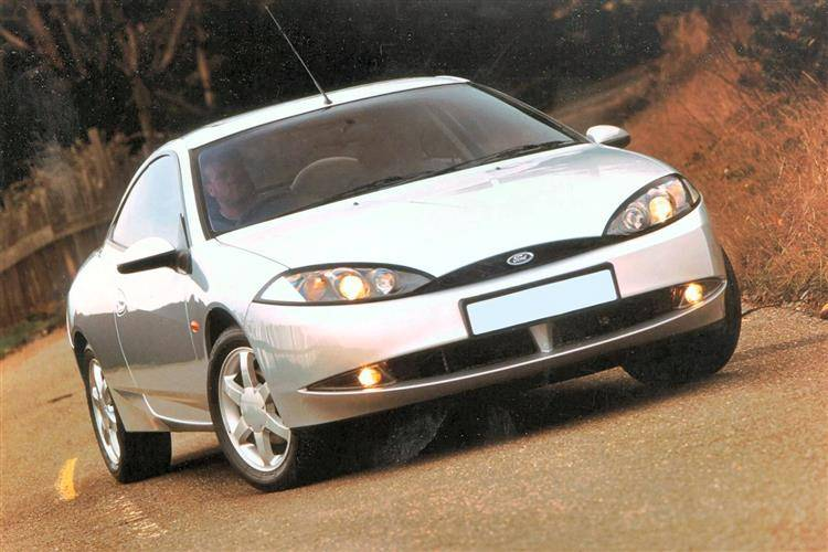Ford Cougar (1998 - 2002) used car review