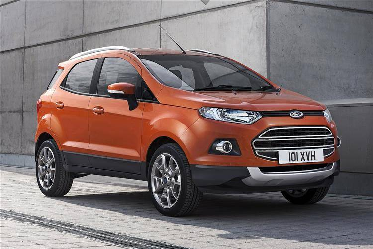 Ford EcoSport (2013 - 2017) used car review | Car review