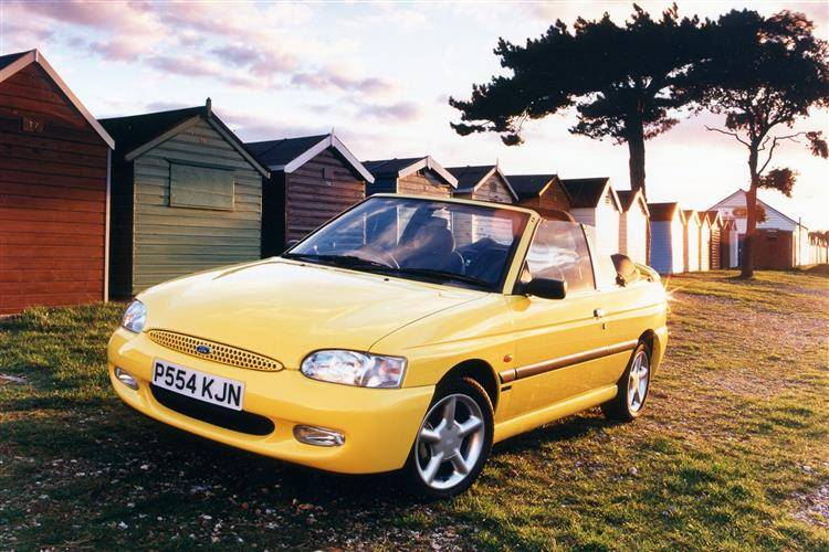 Ford Escort (1990 - 2000) used car review