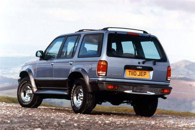 Ford explorer 1997 2001 used car review car review rac drive ford explorer 1997 2001 used car review publicscrutiny Choice Image