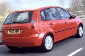 Ford Fiesta (2002 - 2008) used car review