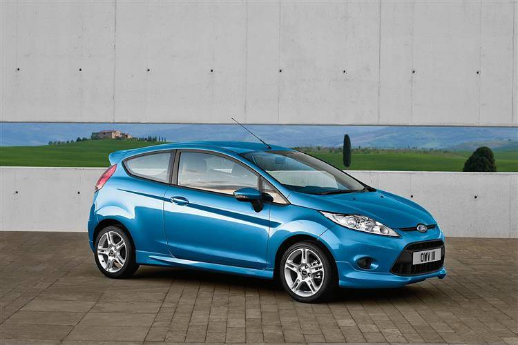 Ford Fiesta 2008 2012 Used Car Review Car Review Rac Drive