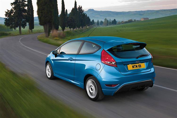 Ford Fiesta (2008 - 2012) used car review