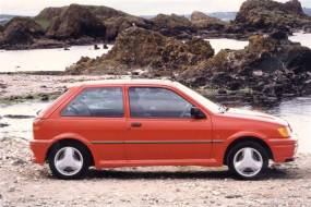 Ford Fiesta RS Turbo (1990 - 1992) used car review