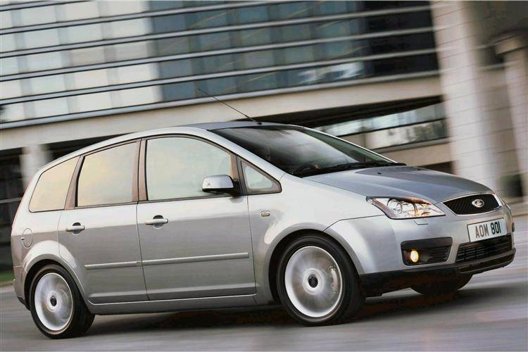 ford focus c max 2003 2007 used car review car. Black Bedroom Furniture Sets. Home Design Ideas