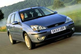 Ford Focus Estate (2002 - 2005) used car review