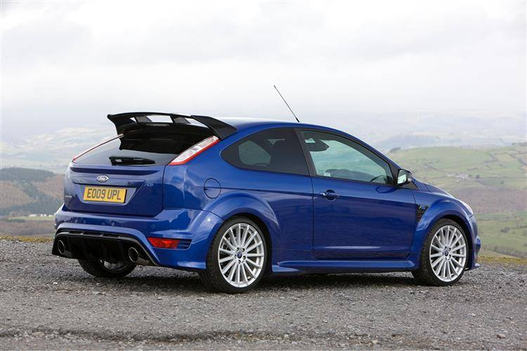 Ford Focus RS (2009 - 2011) used car review