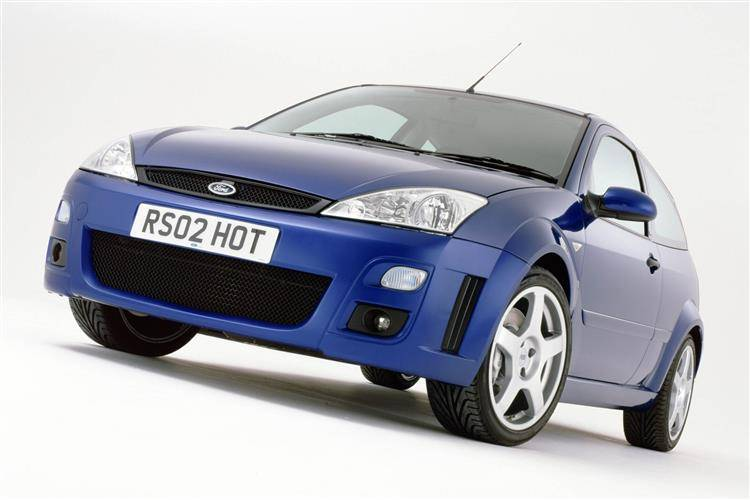 ford focus rs 2002 2003 used car review car review. Black Bedroom Furniture Sets. Home Design Ideas