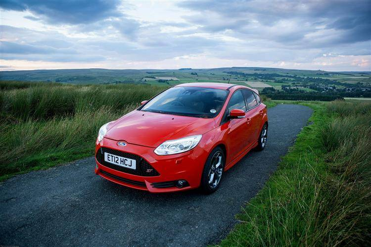 Ford Focus St 2012 2014 Used Car Review Car Review Rac Drive