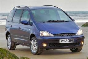 Ford Galaxy (2000 - 2006) used car review