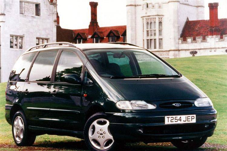 Ford Galaxy (1995 - 2000) used car review