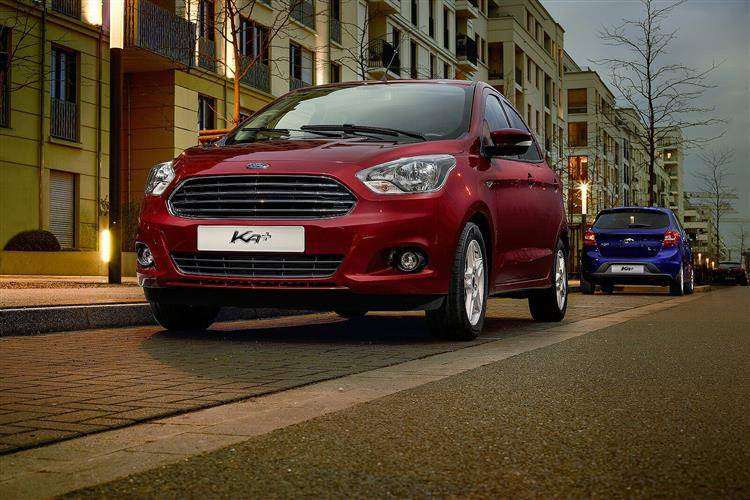 Ford KA+ (2016 - 2018) used car review