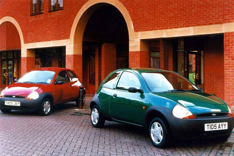ford ka 1996 2009 used car review car review rac drive. Black Bedroom Furniture Sets. Home Design Ideas