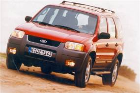 Ford Maverick (2001 - 2003) used car review