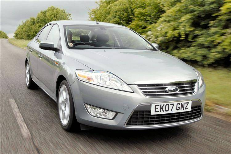 ford mondeo mk4 2007 2008 used car review car review. Black Bedroom Furniture Sets. Home Design Ideas