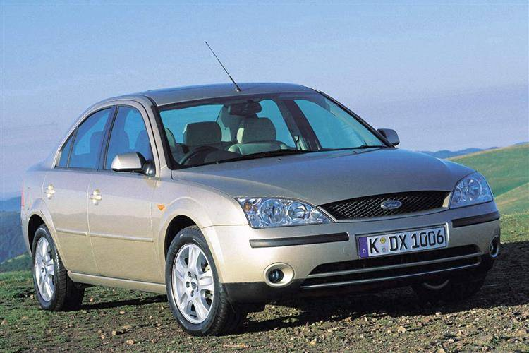 Ford Mondeo MK2 (1996 - 2000) used car review