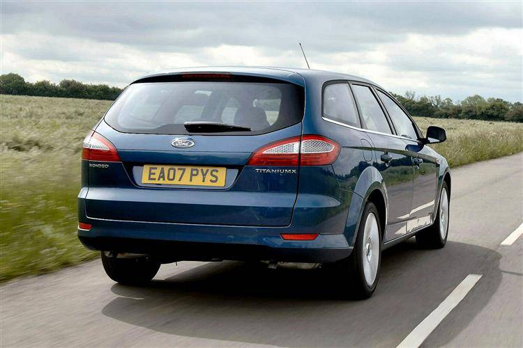 Ford Mondeo MK4 (2007 - 2008) used car review