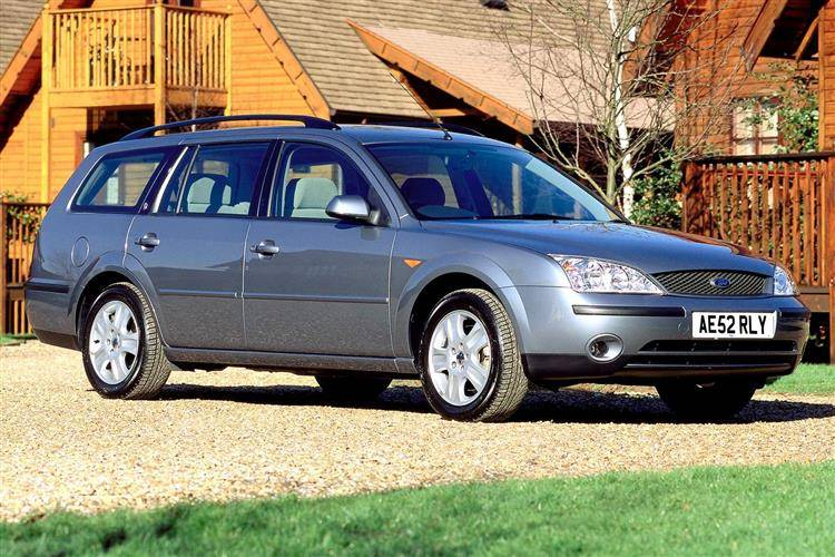 Ford Mondeo MK2 1996  2000 used car review  Car review  RAC Drive