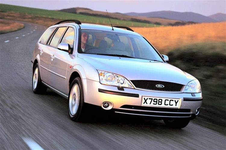 Ford Mondeo MK3 Estate 2000  2007 used car review  Car review