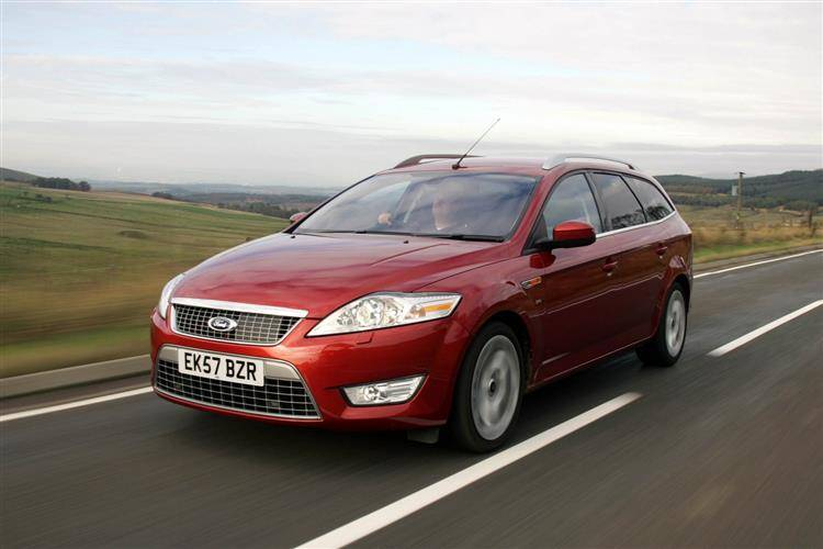 Ford Mondeo MK4 2008  2010 used car review  Car review  RAC Drive