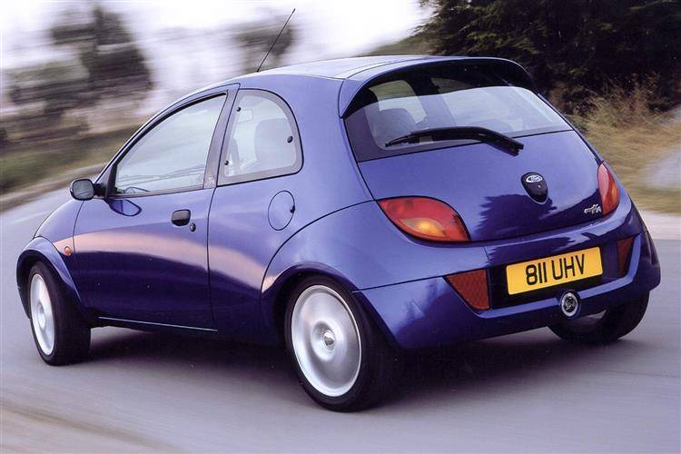 ford sportka 2003 2009 used car review car review. Black Bedroom Furniture Sets. Home Design Ideas