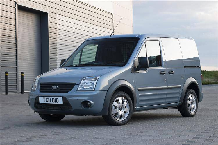 Ford Transit Connect (2002 - 2013) used car review