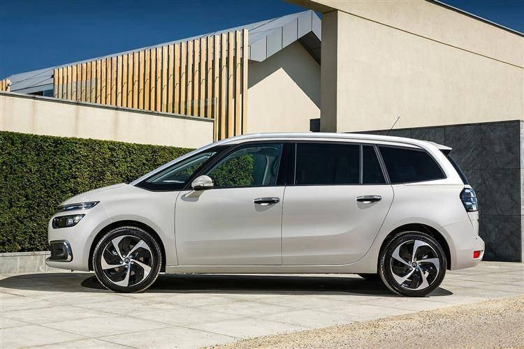 Citroen Grand C4 Picasso (2016 - 2018) used car review