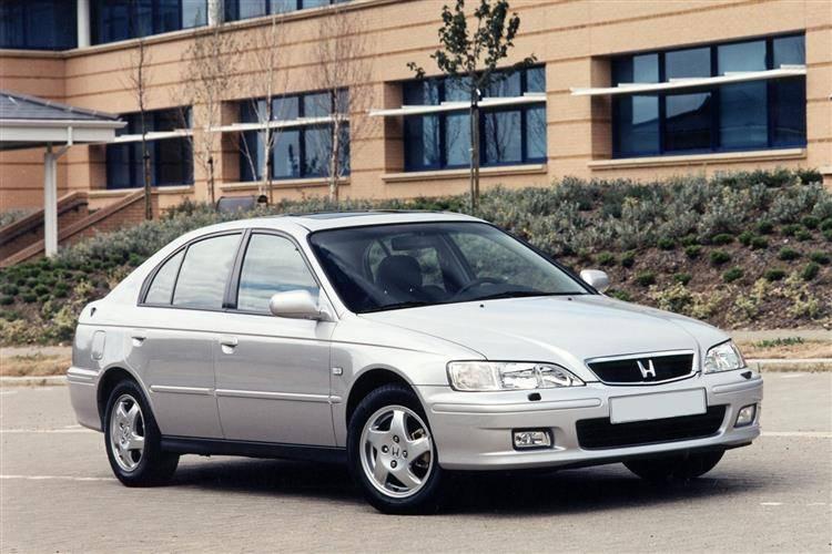 ... Honda Accord (1989   1998) Used Car Review ...
