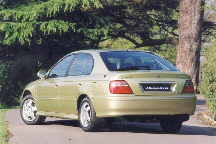 Honda Accord Ix >> Honda Accord (1989 - 1998) used car review | Car review | RAC Drive