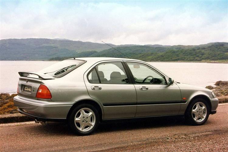 Motor 16 Vtec Honda Civic 1995