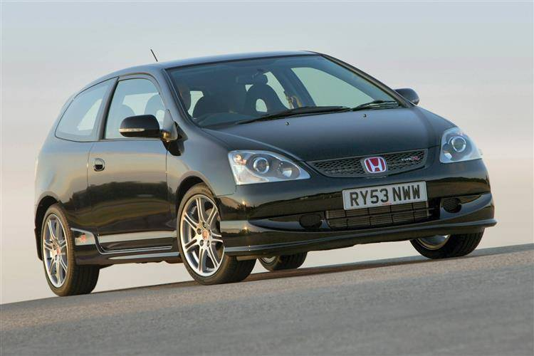 Honda Civic Type R 2001