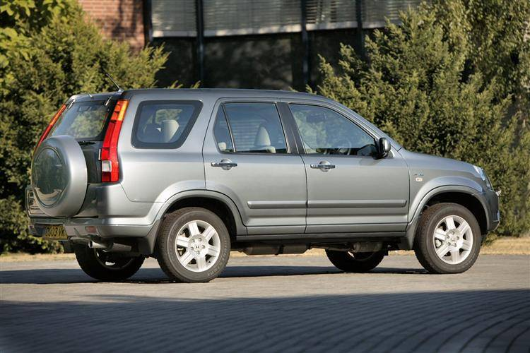 honda cr v 1997 2002 used car review car review rac drive. Black Bedroom Furniture Sets. Home Design Ideas