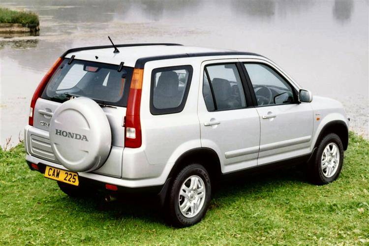Honda CR V (2002   2006) Used Car Review