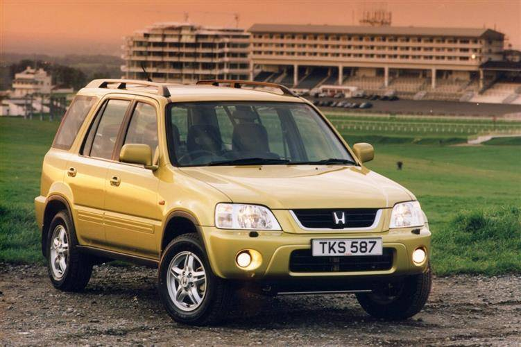 ... Honda CR V (1997   2002) Used Car Review