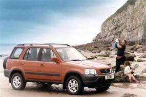 Honda CR-V (1997 - 2002) used car review