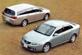 Honda Accord (2002 - 2008) used car review