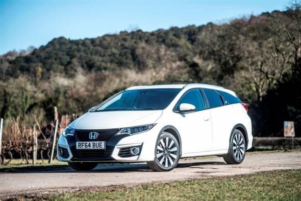 Honda Civic Tourer (2013 - 2017) used car review