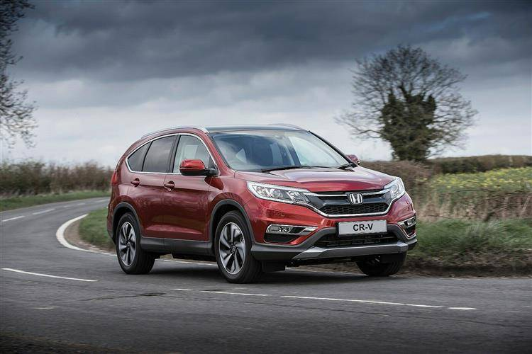 Honda CR-V (2015 - 2018) used car review | Car review | RAC