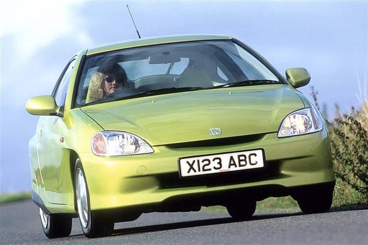 honda insight 2000 2004 used car review car review. Black Bedroom Furniture Sets. Home Design Ideas