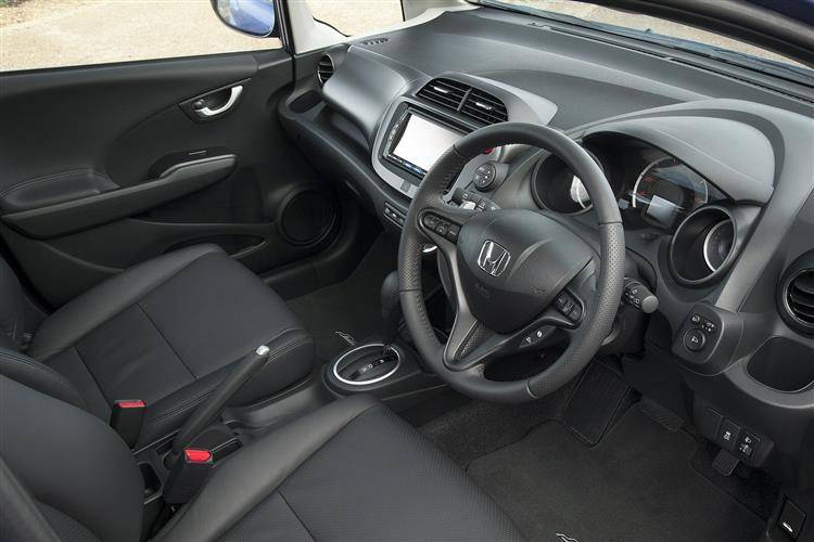 honda jazz 2011 2015 used car review car review rac drive. Black Bedroom Furniture Sets. Home Design Ideas