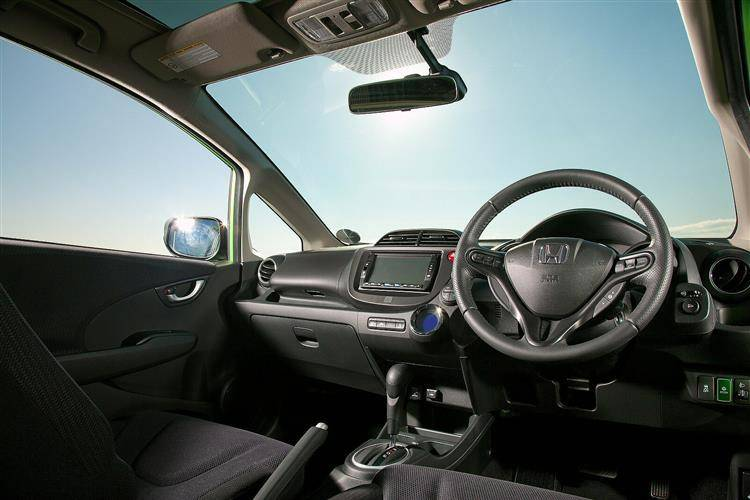 Honda Jazz Hybrid (2011 - 2015) used car review