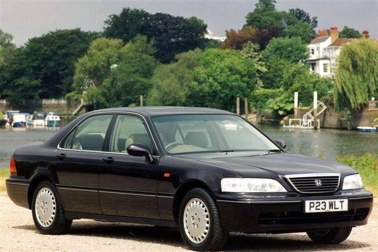 Honda Legend (1986 - 2004) used car review