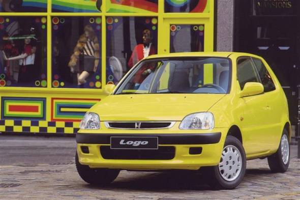 Honda Logo (2000 - 2001) used car review