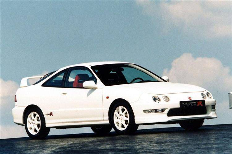 honda integra type r 1997 2000 used car review car. Black Bedroom Furniture Sets. Home Design Ideas