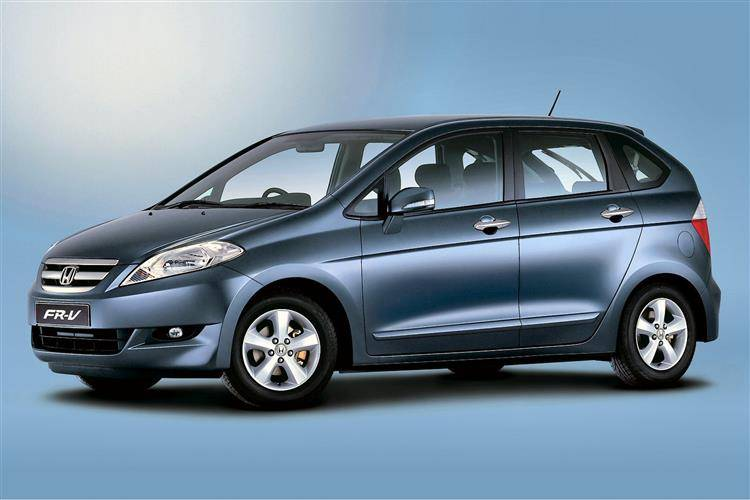 Honda FR-V (2004 - 2009) used car review