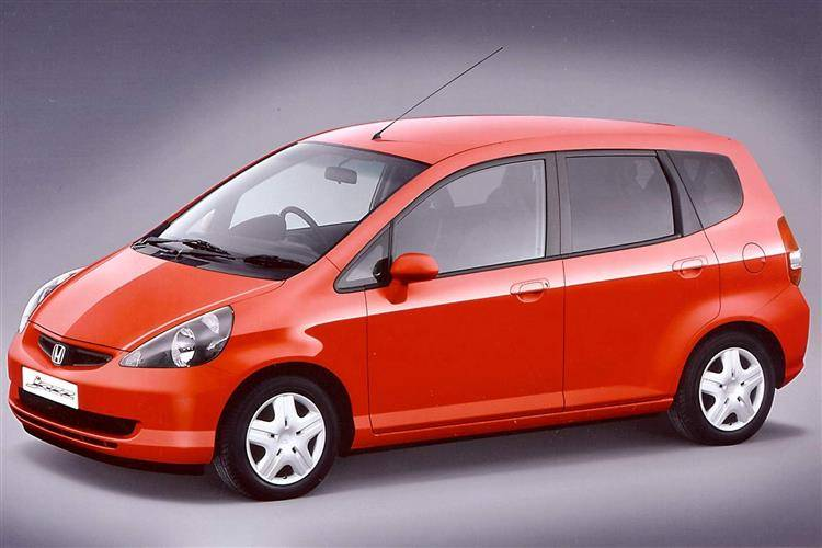 Honda Jazz 2001 2008 Used Car Review Car Review Rac Drive