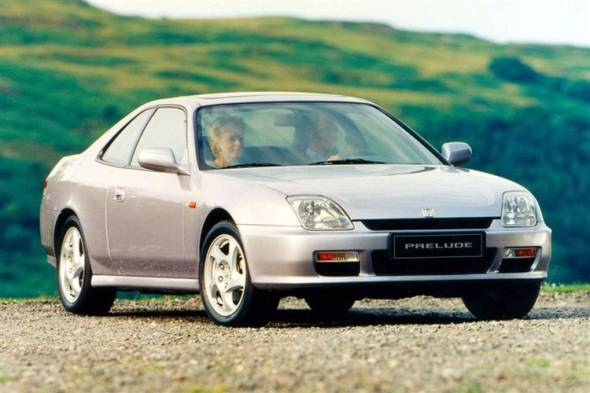 Honda Prelude (1992 - 2000) used car review