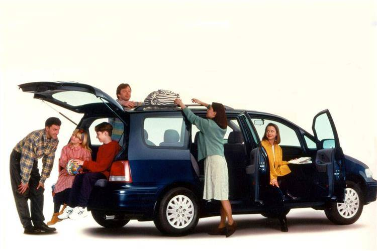Honda Shuttle (1995 - 2000) used car review