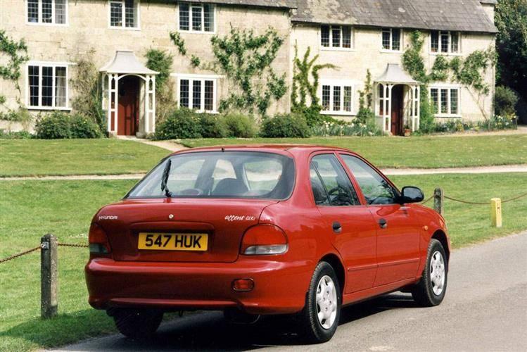 Hyundai Accent 1994 2000 Used Car Review Car Review Rac Drive
