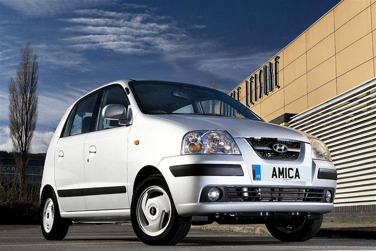 Hyundai Amica 2000 2003 Used Car Review Car Review